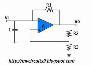 astable multivibrator using op amp my circuits 9 With 230v simple inverter circuit using 555 timer my circuits 9 share the