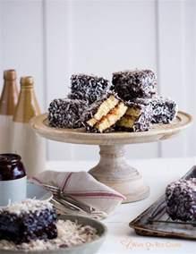 Australian Lamingtons Cakes