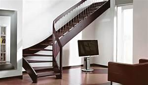 Escalier De Maison Interieur : d coration escalier int rieur decoration de maison ~ Zukunftsfamilie.com Idées de Décoration