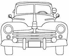 line drawing of old cars 1941 hotrod drawing by nathan With 1941 ford coupe red