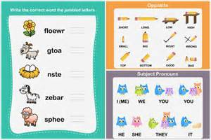 HD wallpapers free opposite worksheets for preschool