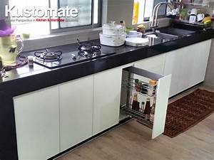 Contemporary, Minimalist, Gloss, Kitchen, Cabinet, Design, U0026, Build, For, Residential, House