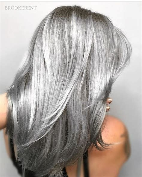 color hair gray best 25 gray hair colors ideas on which is