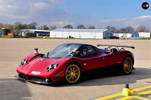 180mph In A Pagani Zonda F Video