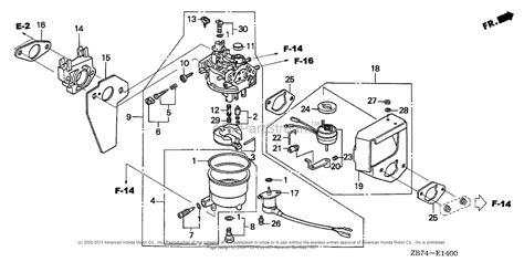 honda gxv340 parts diagram imageresizertool