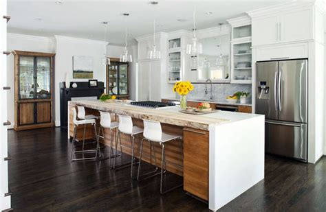 white kitchen island with seating 35 large kitchen islands with seating pictures