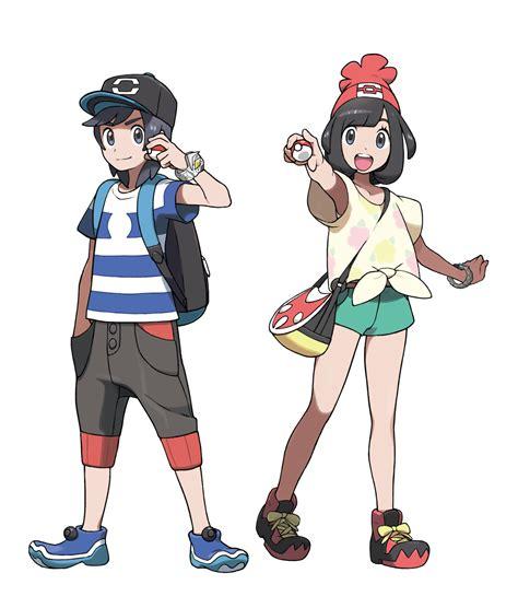 Pokemon Sun And Moon Legendary Pokemon Lunala And