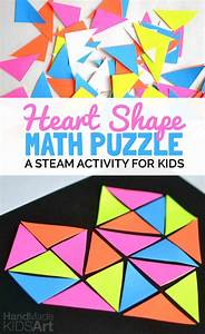 A Heart Shape Math Puzzle