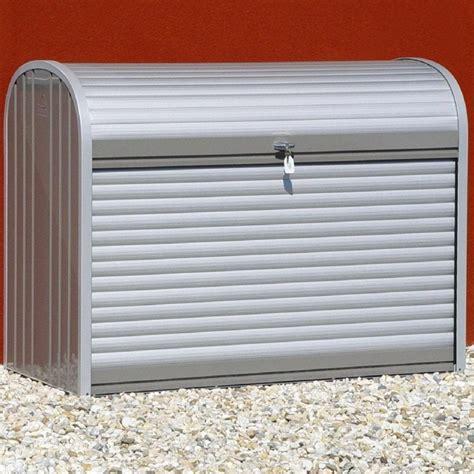Biohort Storemax 120 Roll Top Metal Storage Box 4x2