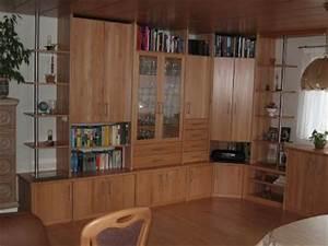 Wohnzimmerschrank über Eck : schreinerei nagel ~ Buech-reservation.com Haus und Dekorationen