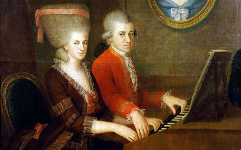 Compositions By Mozarts Sister Discovered