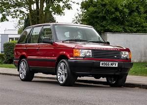Ref 165 1996 Range Rover 2 5 Litre Dse  P38a