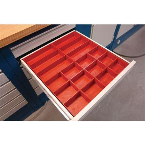 Lade Plastica by Kunststof Lade Indelingsset 18 Bakjes Manutan