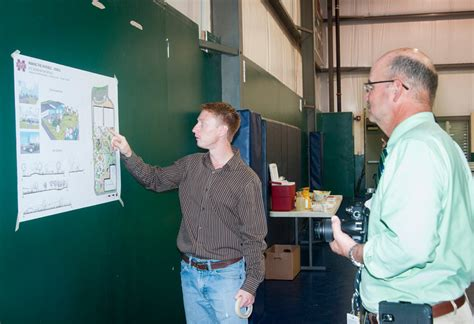 architecture student help msu landscape architecture students help local school leaders brainstorm ideas for growth