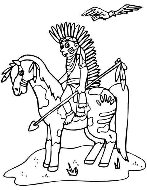 indian coloring pages free indian coloring pages coloring home