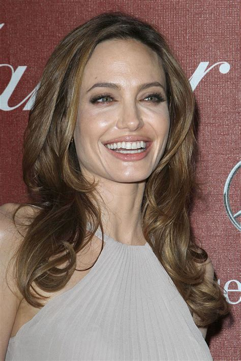 Angelina Jolie at 23rd Annual Palm Springs International ...