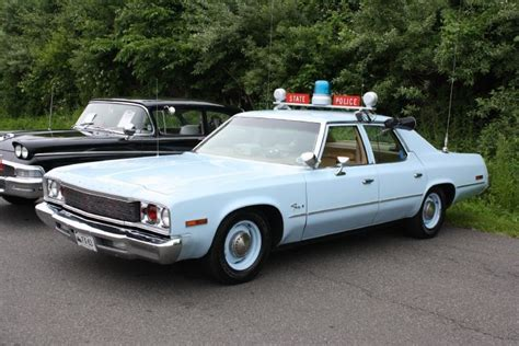 ct state police  plymouth fury jpm entertainment