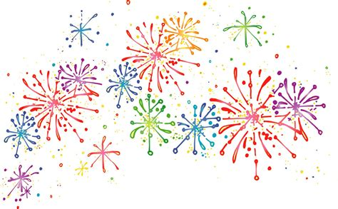 Free Clip Best Fireworks Clipart 6730 Clipartion