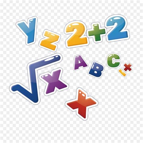 Mathematics Download  Cute Little Math 2917*2917 Transprent Png Free Download  Square, Text