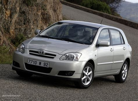 Which used 2005 toyota corollas are available in my area? TOYOTA Corolla 5 Doors specs & photos - 2004, 2005, 2006 ...