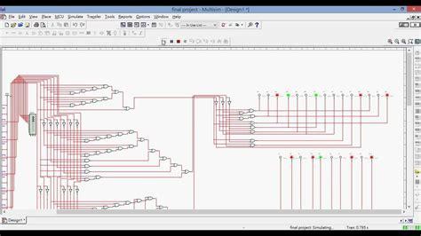 digital system design digital system design project