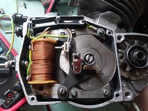 2 Stroke Engine Magneto Ignition System
