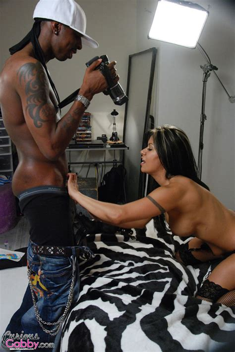 Gabby Quinteros Gets Her Latina Pussy Stuffed With Bbc