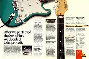What Do You Know About The Fender Strat Plus