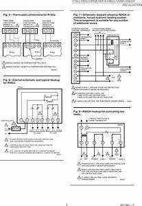 Honeywell Switch R182j Users Manual 60 2481 R182j  R482j