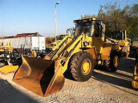 volvo l70 rubber tired loader wheel loader payloader pay loader