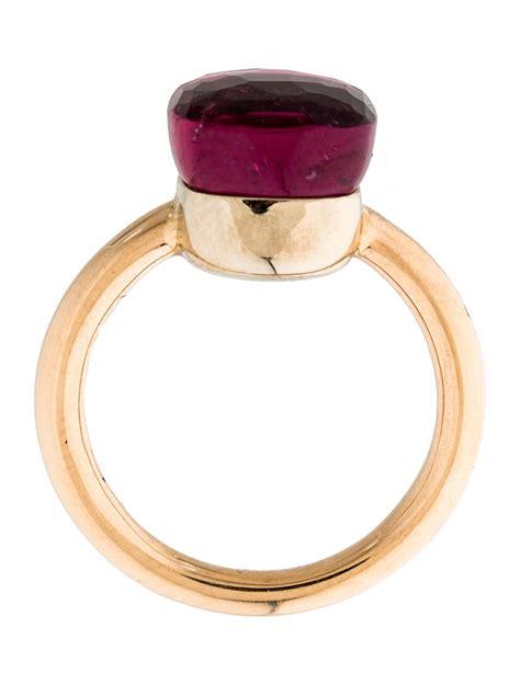 pomellato ring nudo pomellato tourmaline nudo ring rings pom20400 the