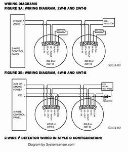 Smoke detector circuit basics for Fire alarm wiring images buy fire alarm wiring
