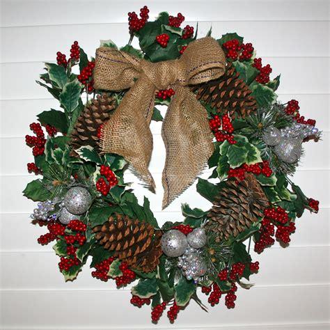 christmas wreaths diy diy christmas wreath xmasblor