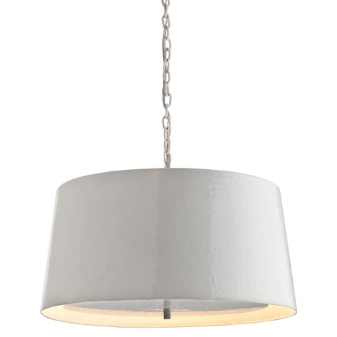 drum light pendant ziggy drum pendant by arteriors home ah 46806