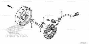 Honda Atv 2012 Oem Parts Diagram For Generator