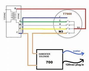 Help With Wiring An Aprilaire 700m To A Trane Xr90 And