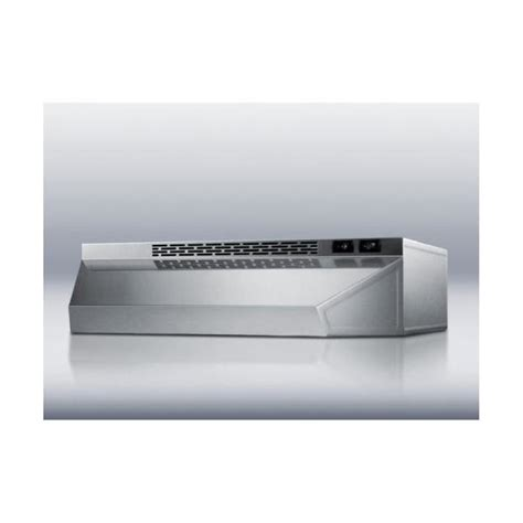 30 Inch Ductless Cabinet Range by 30 Ductless Stainless Steel Range Usa