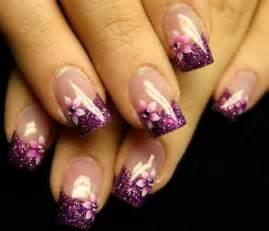 Cool purple nail for autumn fall reasabaidhean