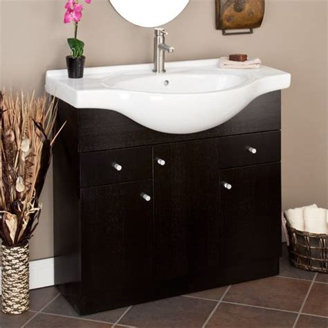 36 Vanities For Small Bathrooms by 36 Quot Narrow Carrel Vanity Cabinet For The Home Small