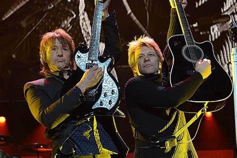 Jon Bon Jovi Addresses Richie Sambora Rumors Ellen