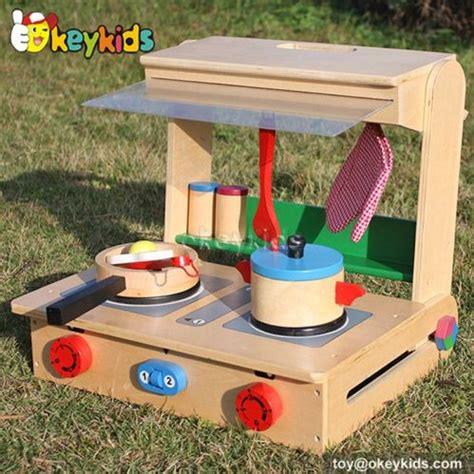 Wooden Tabletop Kitchen by Tabletop Children Wooden Kitchen Play Set W10c177