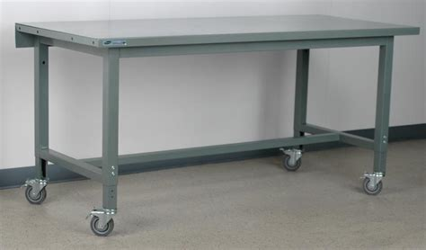 stackbin workbenches heavy duty steel top workbench