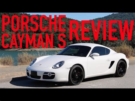 sports car     cayman  review