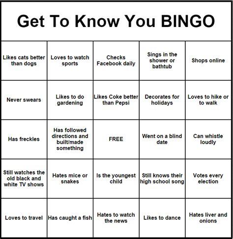 people bingo rules cards icebreaker ideas