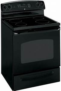Ge Jbs55dmbb 30 Inch Electric Range With 4 Radiant