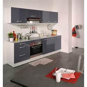 Meuble Bas Cuisine 120 Cm : meuble bas de cuisine contemporain 120 cm 2 portes blanc ~ Dode.kayakingforconservation.com Idées de Décoration
