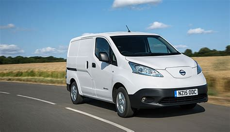 Best Electric Vans by Acvm The Best Electric Vans For Fleet