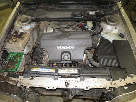 Buick Lesabre Automatic Transmission Supercharger
