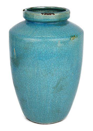 hochwertige   vase tuerkis  keramik unikat