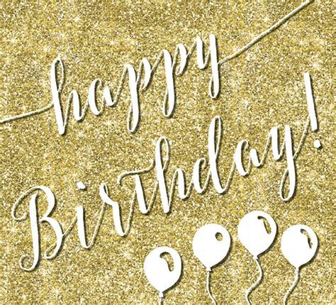 glitter happy birthday  happy birthday ecards